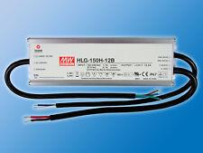 Mean Well LED Schaltnetzteil 12VDC | 12,5A | 150W | HLG-150H-12B | IP67 |Dimmbar