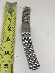 Seiko Links Parts Partial Band Bracelet Men's Woman's Authentic 16mm P328