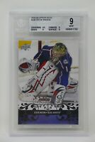 2008-09 Upper Deck #208 Steve Mason Rookie Blue Jackets 🔥Beckett 9 MINT