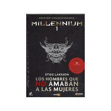 Millennium 1: Los hombres que... (Edición Coleccionista DVD Nuevo)