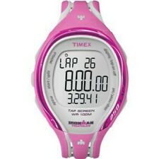 Timex Women's Ironman Pink Digital Watch T5K591