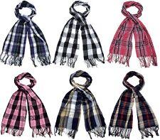 Markenlose mehrfarbige Damen-Schals