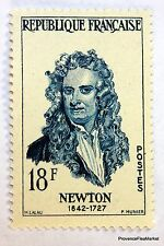 FRANCE NEWTON   1957 TIMBRE N° 1136  NEUF ** LUXE GOMME D'ORIGINE  B4