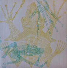 New listing Joan Ponc Amphibian Fossil Hand Signed Litho Spanish Artist Joan Pontius Bonet