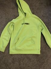 Supreme Motion Logo Hoodie Lime Green Size XL🔥 100% Authentic