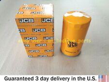 JCB BACKHOE- GENUINE JCB ENGINE OIL FILTER (PART NO. 320/04134)