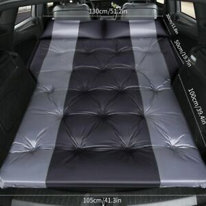Automatic Foldable Portable Car Air Mattress Travel Bed With Pillow For Camping