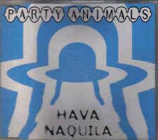 Party Animals-Hava Naquila cd maxi single