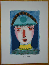 "Henry Miller  Centennial Collection ""Antoine"" S/N Serigraph on Paper with a COA"