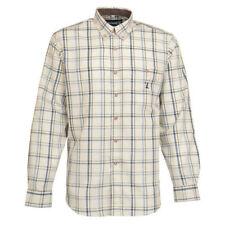 Camicie casual da uomo a manica lunga con colletto