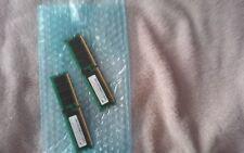 •1GB Micron DDR2 PC2-3200R-333-11-c0 400MHz 1Rx4 ECC Reg RAM MT18HTF12872Y