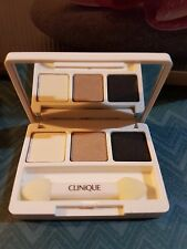 CLINIQUE All About Shadow Trio - Net weight 1.9g - Perfect smokey eye look!