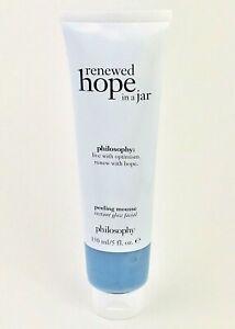 Philosophy Renewed Hope In A Jar Peeling Mousse 5oz NWOB SEALED