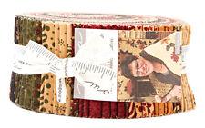 "Moda GOOSEBERRY LANE Jelly Roll 2.5"" Precut Fabric Strips Kansas Troubles 9540JR"