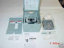 Siemens 60 Amp Outdoor Load Center W0204Ml1060