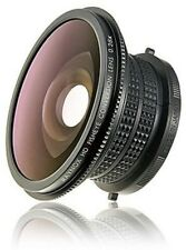 RAYNOX HDP-2800ES HD 0.28x Fisheye Lens to camcorder 37mm 43mm 52mm Panasonic