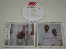 MÄRTINI BRÖS/PLAY(SUPERSTAR 0184162) CD ÁLBUM