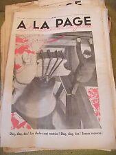 A la page N°161 Vril 1933 Pâques