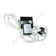 Genuine Indesit Washing Machine Mains Cable & Filter