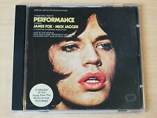 Performance/Soundtrack/CD Album/Mick Jagger/Ry Cooder/The Rolling Stones