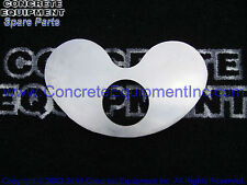 Housing Lining Dn 135 Oem 10025851 For Schwing Concrete Pump