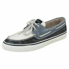 Zapatos planos de mujer azules Sperry