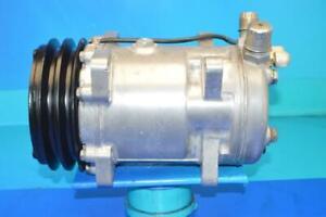 AC Compressor fits Mazda RX-2 RX-3 RX-7 B1600 B1800 B2000 R57033 (1YW) R57033