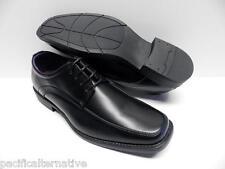 Chaussures de ville noir pour HOMME taille 42 costume cérémonie NEUF #ELG-205
