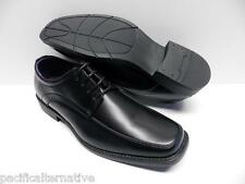 Chaussures noir pour HOMME taille 43 costume mariage cérémonie NEUF #ELG-205 =#1