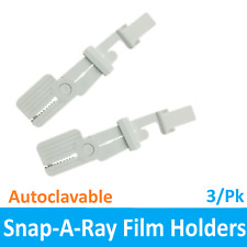 Dental X Ray Film Holder Snap A Ray For Anterior Amp Posterior Bisecting Angle 3pk