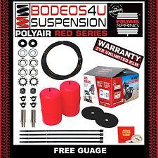 POLYAIR AIR BAG SUSPENSION KIT LANDROVER 90 SERIES & DEFENDER (SWB) PART# 99898