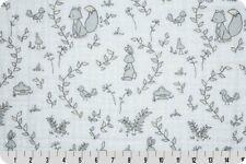 Shannon Fabrics Embrace Double Gauze-Cloud Small Wonders- by the yard or custom