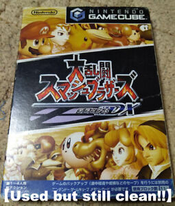 Super Smash Bros. Melee Dairantou Smash Brothers DX Nintendo GameCube Japan