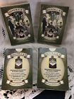 HENDRICK'S GIN SUPERIOR PLAYING CARDS SEALED 4 PACKS