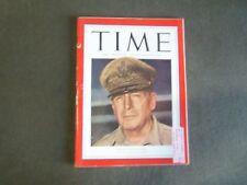1951 APRIL 30 TIME MAGAZINE - GENERAL DOUGLAS MACARTHUR - T 1276