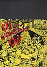 OI GLORIOUS OI - various artists LP