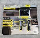 Best Bluetooth Speakerphones - NEW 2013 JABRA FREEWAY - Bluetooth In-Car Speakerphone Review