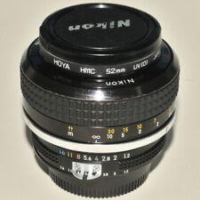 Nikon 55 mm 1:1.2 AI Nikkor, vom Händler mit Gewährleistung!