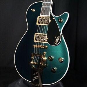 Gretsch G6228TG Players Edition Jet BT Cadillac Green Guitar JT21020856