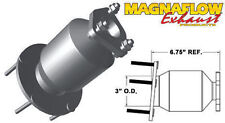 1988-1992 Daihatsu Charade 1.0L  Front Magnaflow Direct-Fit Catalytic Converter