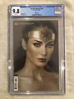 Wonder Woman #765 CGC 9.8 Joshua Middleton variant 2020