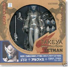 New Kaiyodo Revoltech Takeya No.012 Zetman Alphas PAINTED