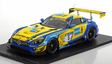 Spark Mercedes Benz AMG GT3 24h Nurburgring 2018 #5 1/18 Scale LE of 300 New!