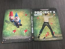 Project X Limited Edition Steelbook Blu-ray