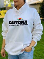 Vtg 90s Daytona International Speedway Sweatshirt, USA, Nascar Racing 500, XL