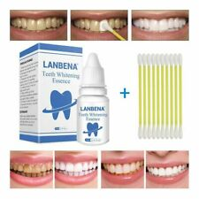 Bleaching Dental Toothpaste Creams Plaque Stains Removal Whitening Essence Serum