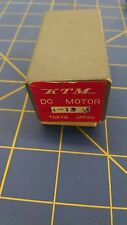 Mini-Auto DC Motor 1/24 slot car from Mid America Raceway Nap