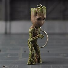 """Guardians of the Galaxy Vol.2 Baby Groot 3"""" Key Chain Figure Statue Gift Keyring"""