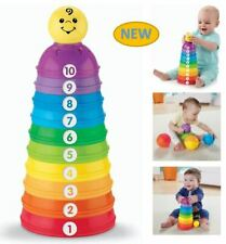 Colorful Educational Learning Toys 6 Months 1 2 3 Years Old Babies Toddlers Kids