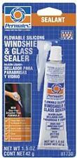 Permatex 81730;Windshield Sealer; Used For Windshields/ Sunroofs/ Windows/ 1.5oz